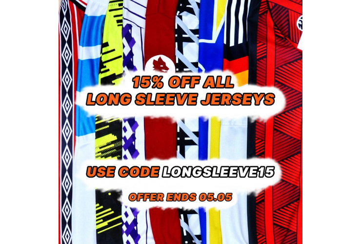 Special deal for longsleeve lovers