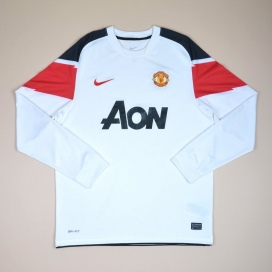 new product acc42 e6fb1 Manchester United Classic Football Shirts | Vintage Sports ...