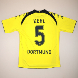 Borussia Dortmund Classic Football Shirts | Vintage Sports