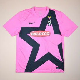 Juventus 2011 - 2012 Away Shirt (Very good) L