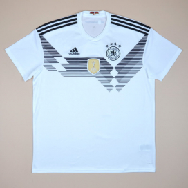 Germany 2018 - 2019 Home Shirt (Excellent) XL
