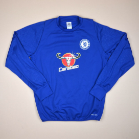 Chelsea 2016 - 2017 Hooded Top (Excellent) M