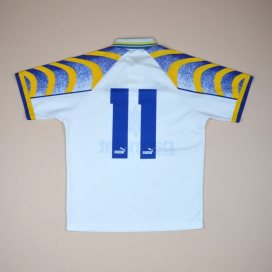 Parma 1995 - 1997 Basic Home Shirt #11 (Very good) S