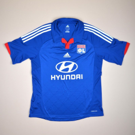Lyon 2012 - 2013 Away Shirt (Excellent) L