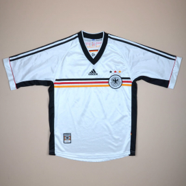 Germany 1998 - 2000 Home Shirt (Very good) S