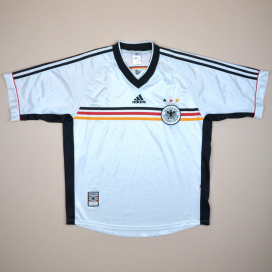 Germany 1998 - 2000 Home Shirt (Very good) L