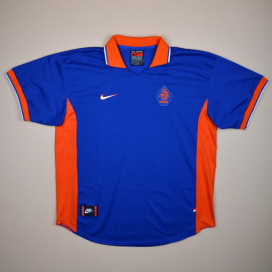 Holland 1997 - 1998 Away Shirt (Very good) XXL