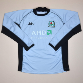 Blackburn 2002 - 2003 Goalkeeper Shirt (Very good) L