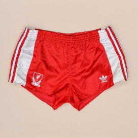 Liverpool 1987 - 1988 Home Shorts (Very good) YM