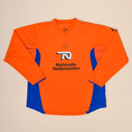 Holland 2000 - 2002 Player Issue Training Top (Very good) L