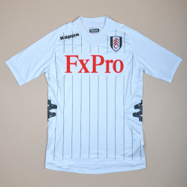 Fulham 2012 - 2013 Home Shirt (Excellent) S