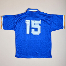 Leicester 1994 - 1996 Home Shirt #15 (Very good) L