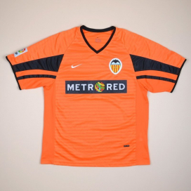 Valencia 2001 - 2002 Away Shirt (Very good) S