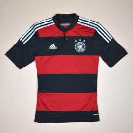 Germany 2014 - 2015 Away Shirt (Excellent) S