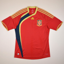 Spain 2009 Confederations Cup Home Shirt (Very good) M