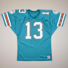 Miami Dolphins 2000 NFL American Football Shirt #13 (Very good) L