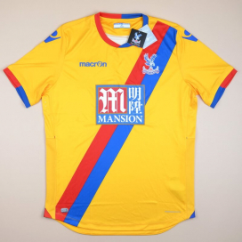 Crystal Palace 2016 - 2017 'BNWT' Away Shirt (New with tags) XXL
