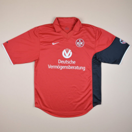 Kaiserslautern 2000 - 2001 Home Shirt (Very good) S
