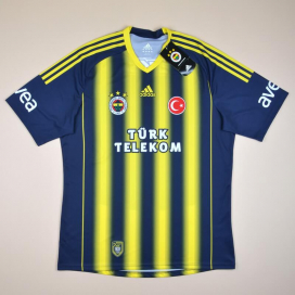 Fenerbahce 2013 - 2014 'BNWT' Home Shirt (New with tags) XL