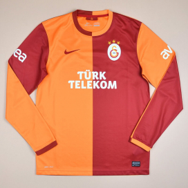Galatasaray 2013 - 2014 Home Shirt (Excellent) M
