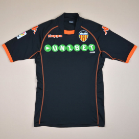 Valencia 2009 - 2010 Away Shirt (Very good) S