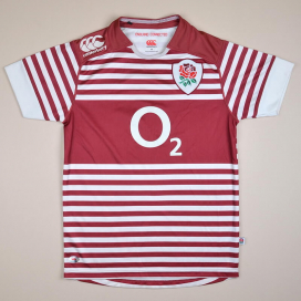 England 2013 - 2014 Rugby Shirt (Excellent) M