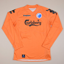 FC Copenhagen 2011 - 2012 Goalkeeper Shirt (Excellent) S