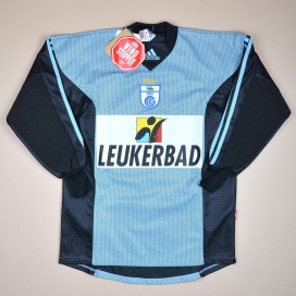 Grasshoppers 1998 - 1999 'BNWT' Goalkeeper Shirt (New with tags) S