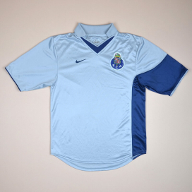 Porto 2001 - 2002 Away Shirt (Excellent) XS