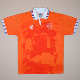 Holland 1996 Home Shirt (Very good) M
