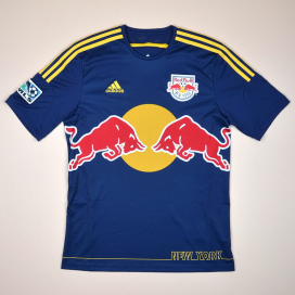 Red Bull New York 2013 - 2014 Home Shirt (Excellent) M