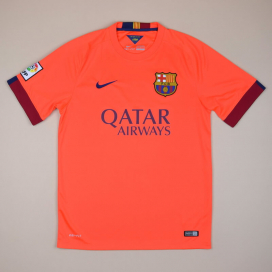 huge selection of de9da a8ae6 Barcelona Classic Football Shirts | Vintage Sports Fashion
