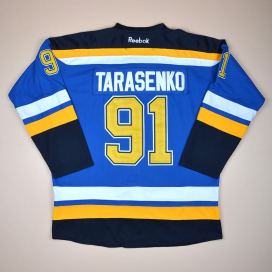 St. Louis Blues 2000 NHL Hockey Shirt #91 Tarasenko (Very good) XXL