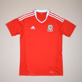 Wales 2016 - 2017 Home (Very good) S