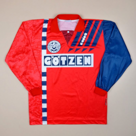 MSV Duisburg 1994 - 1995 Away Shirt (Very good) S