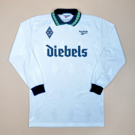 Borussia Monchengladbach 1995 - 1996 Home Shirt (Very good) M