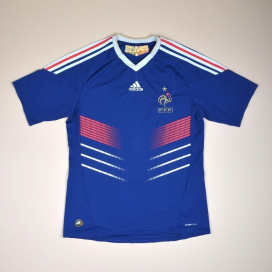 France 2009 - 2010 Home Shirt (Very good) M