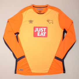 Derby County 2015 - 2016 Goalkeeper Shirt (Excellent) XL