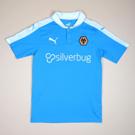 Wolverhampton 2015 - 2016 Away Shirt (Excellent) L