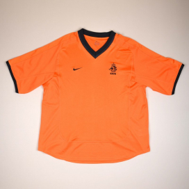Holland 2000 - 2002 Home Shirt (Good) L