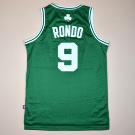 Boston Celtics 2000 NBA Basketball Shirt #9 Rondo (Very good) M