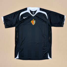 FC Basel 2005 - 2006 Player Issue Away Shirt (Excellent) XL