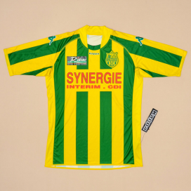 Nantes 2009 - 2010 'BNWT' Home Shirt (New with tags) XL