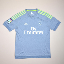 Real Madrid 2015 - 2016 Away Shirt (Very good) M