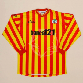 Lecce 2000 - 2001 Home Shirt (Very good) M