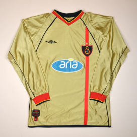 Galatasaray 2003 - 2004 Away Shirt (Very good) L