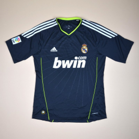 Real Madrid 2010 - 2011 Away Shirt (Excellent) S