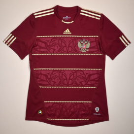 Russia 2009 - 2011 Home Shirt (Very good) M