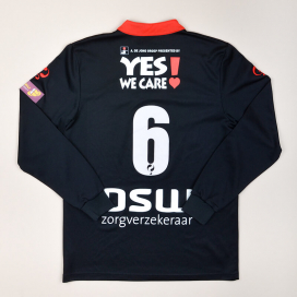 Excelsior 2010 - 2011 Match Issue Home Shirt #6 (Very good) L