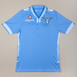Lazio 2013 - 2014 Home Shirt (Excellent) L